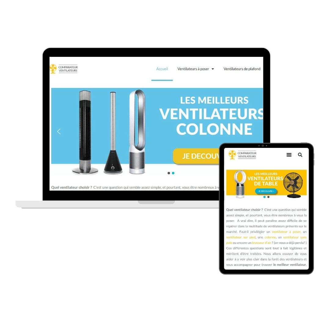 comparateur-ventilateurs.fr