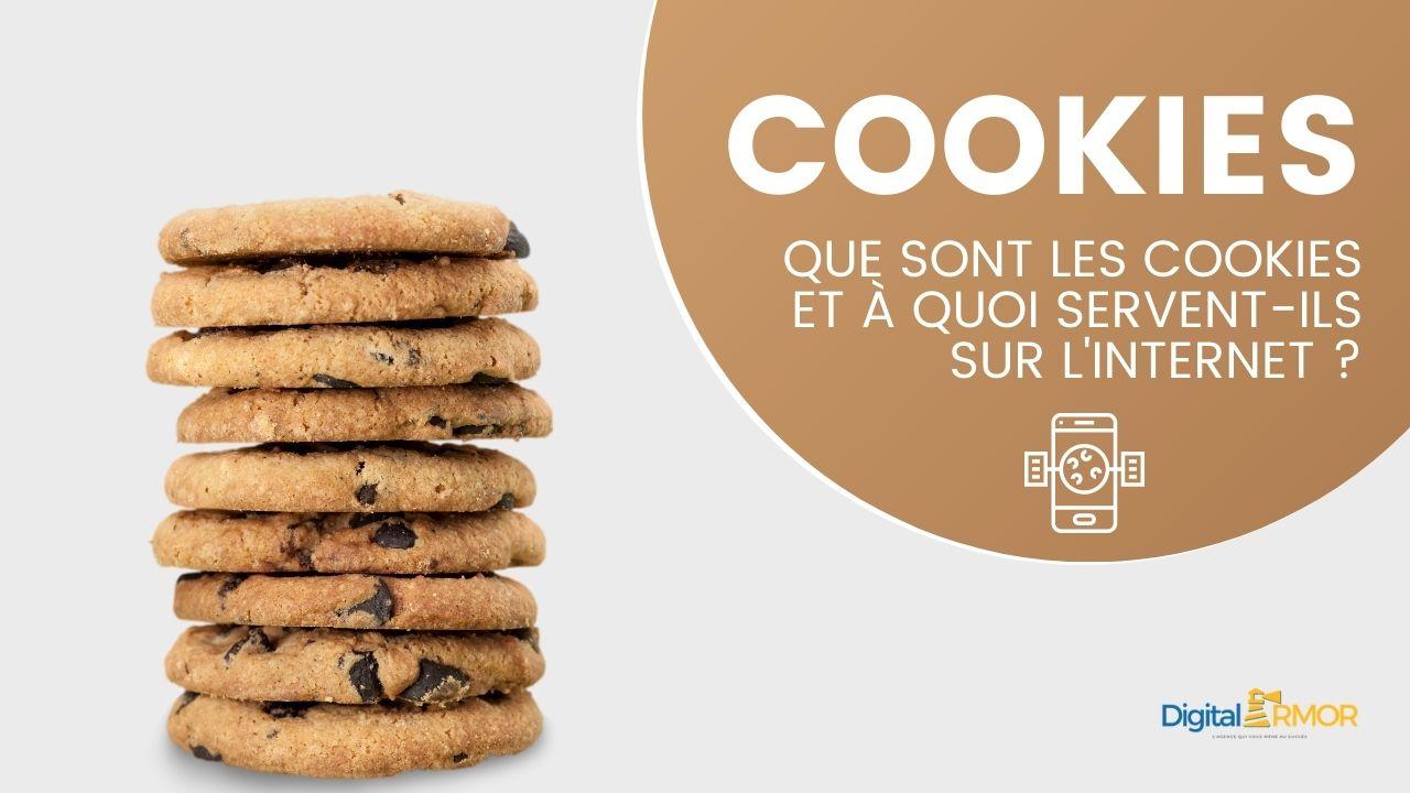 Mais à quoi servent les cookies sur l'internet ?