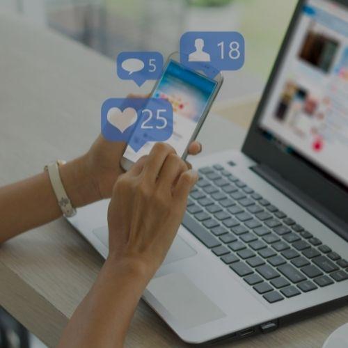 Gestion des réseaux sociaux - Saint Malo - Digital Armor