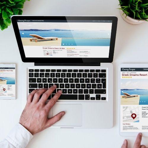 REFONTE OU CRÉATION DE SITE WEB - VANNES