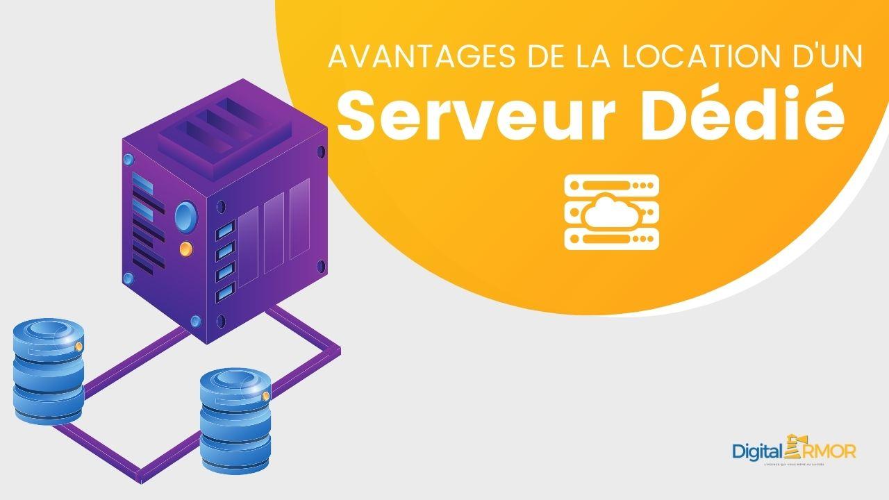Read more about the article Quels sont les avantages de la location d'un serveur dédié ?
